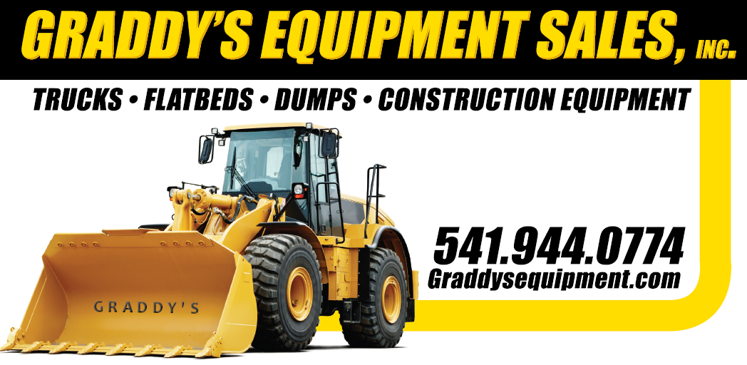 Oregon's top notch heavy machinery and equipment sales and rentals.