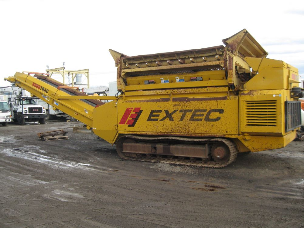 Heavy Equipment for Rent Oregon | RoboTrac - EXTEC